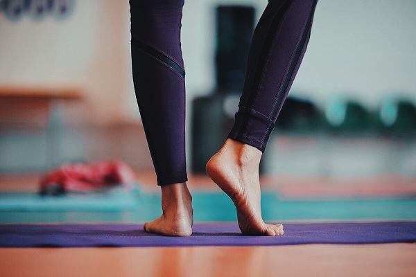 ejercicios para fortalecer los pies