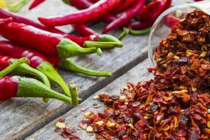 Beneficios de comer alimentos picantes