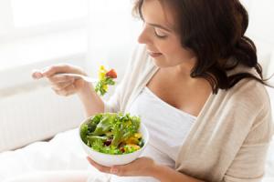 Dieta para el embarazo alimentos para comer durante el 1er, 2do y 3er trimestre