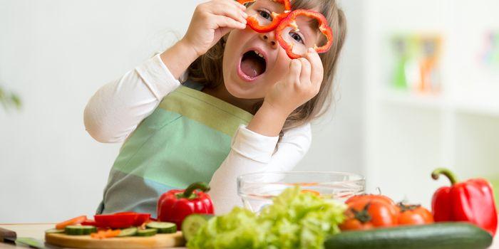 Super alimentos para niños