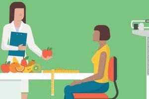 preguntas que debe hacerle a su dietista cuando se le diagnostica la enfermedad de Crohn