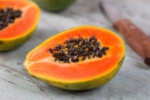 Beneficios de la papaya en la salud de la piel y la pérdida de peso