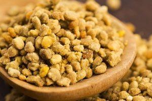 Beneficios del polen de abeja y sus efectos secundarios