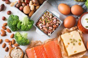 Fuentes de proteína