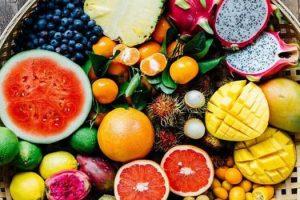 Por qué son más beneficiosas las frutas y verduras de temporada