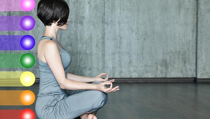 ¿Qué es la meditación chakra? ¿Como funciona?