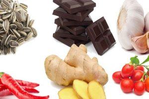 alimentos que mejoran la circulación sanguínea