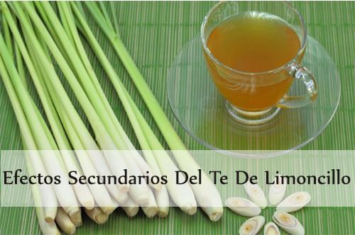Propiedades del te de limoncillo