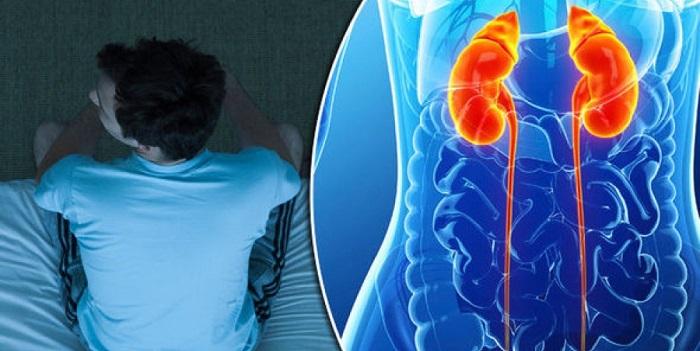Cuáles son los síntomas de un riñón bloqueado
