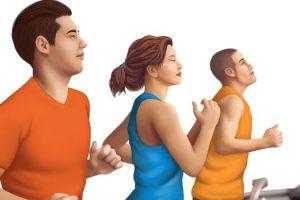 El ejercicio puede causar acné