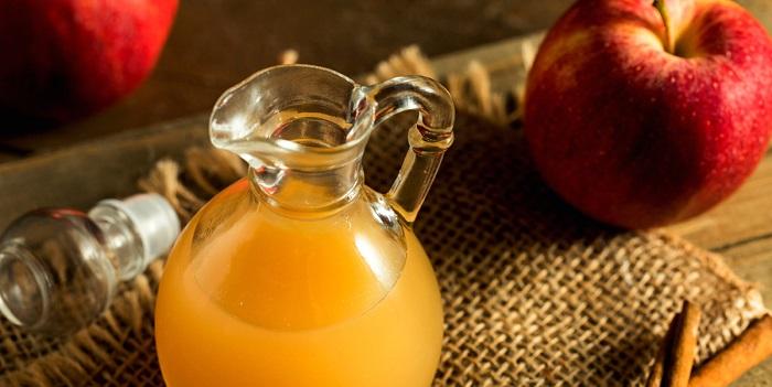 El vinagre de manzana ayuda a los cálculos renales