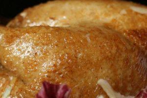 Es el pollo bueno o malo para el colesterol