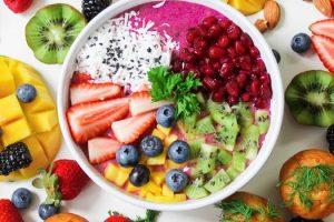 Frutas y verduras para una mente aguda