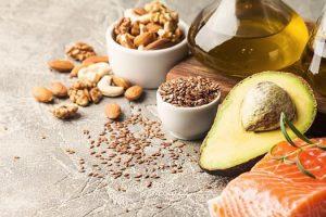 Lista de alimentos de alto contenido graso que son saludables