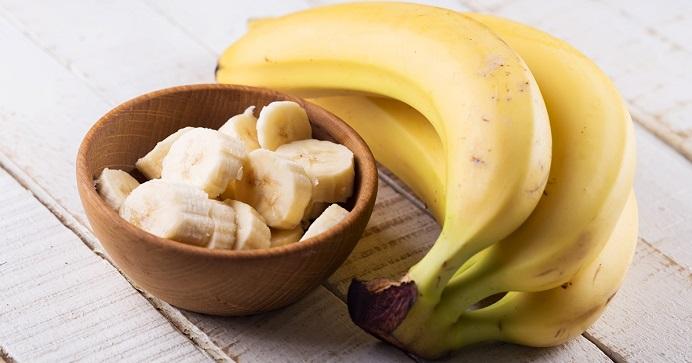 Los plátanos ayudan con cálculos renales