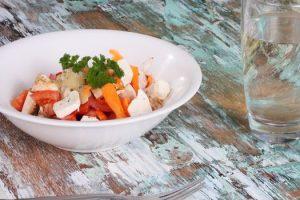 Qué alimentos son buenos para la hipertensión pulmonar
