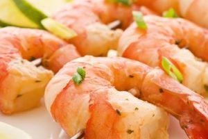 Son los camarones malos para el colesterol