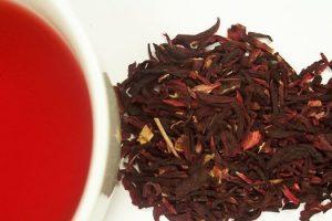 sobresalientes beneficios para la salud del té de hibisco